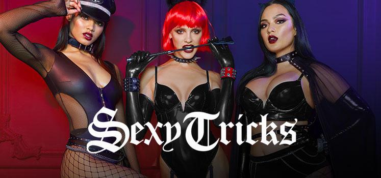 Sexy Tricks.