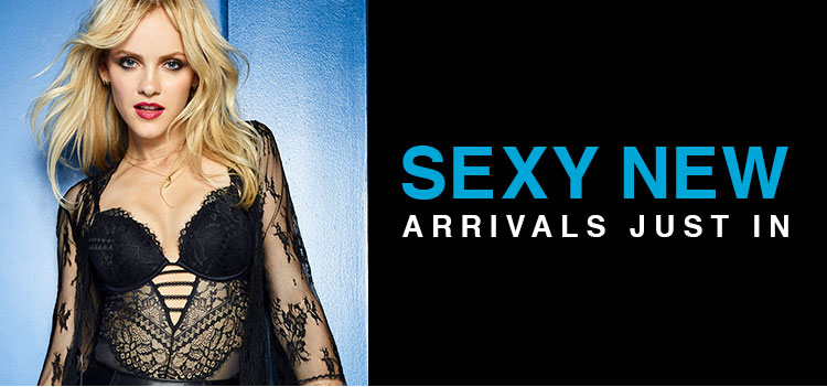 Sexy new arrivals just in.