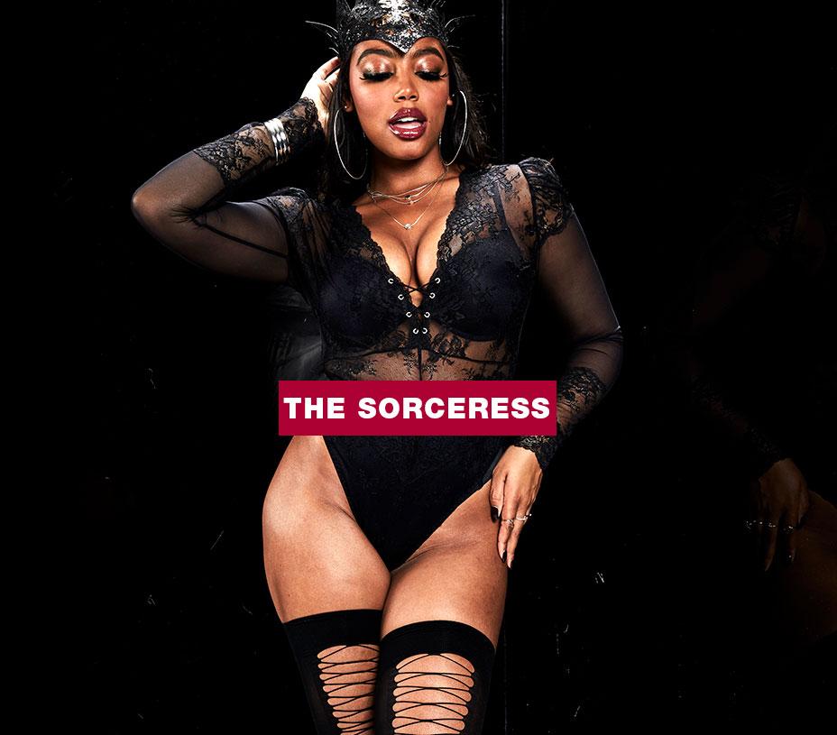 La Senza The Sorceress Look.