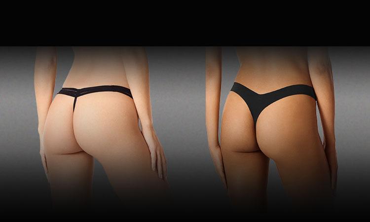 La Senza sexy Panty Styles, G-String, Thong.